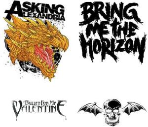 logos metalcore