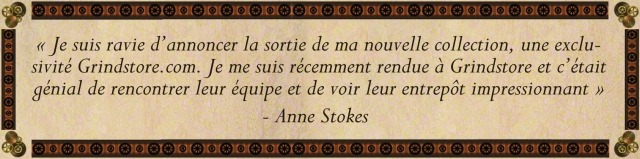 Anne Stokes Quotation