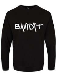 Bandit Sweat-Shirt Homme Noir