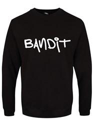 Bandit Sweat-Shirt Homme Noir